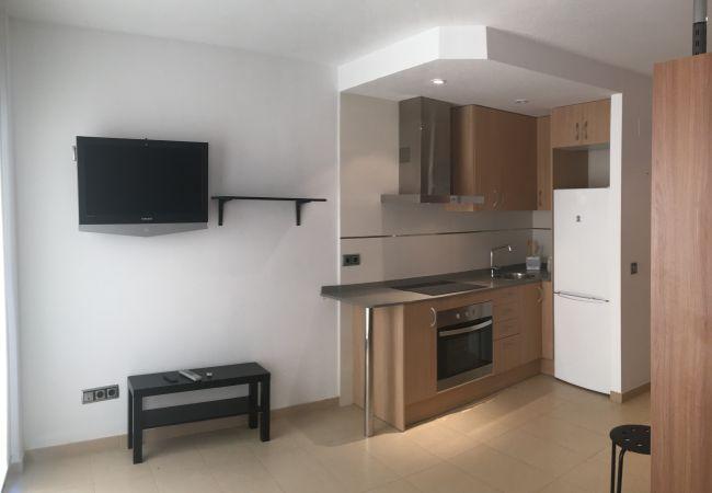 Apartament en Blanes - Apartamento estudio Es Racó
