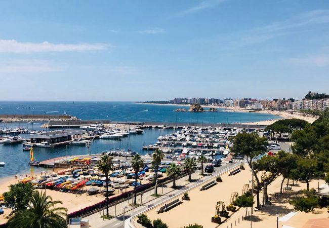 Apartament en Blanes - Apartament de luxe amb vistes al mar