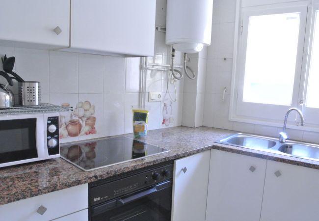 Apartament en Blanes - Aiguaneu S'auguer 4 sense balcó